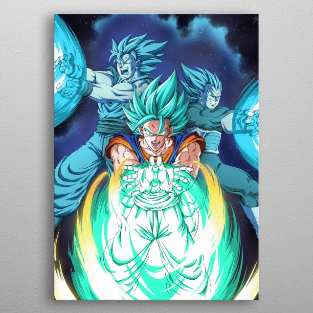 This marvelous metal poster designed by spaceweaver to add authenticity to your place. Display your passion to the whole world. metal poster