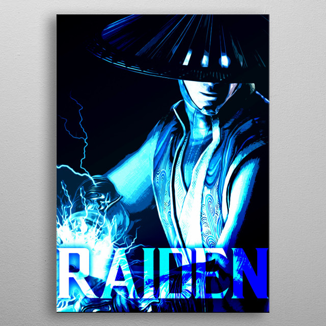 This marvelous metal poster designed by scardesign to add authenticity to your place. Display your passion to the whole world. metal poster