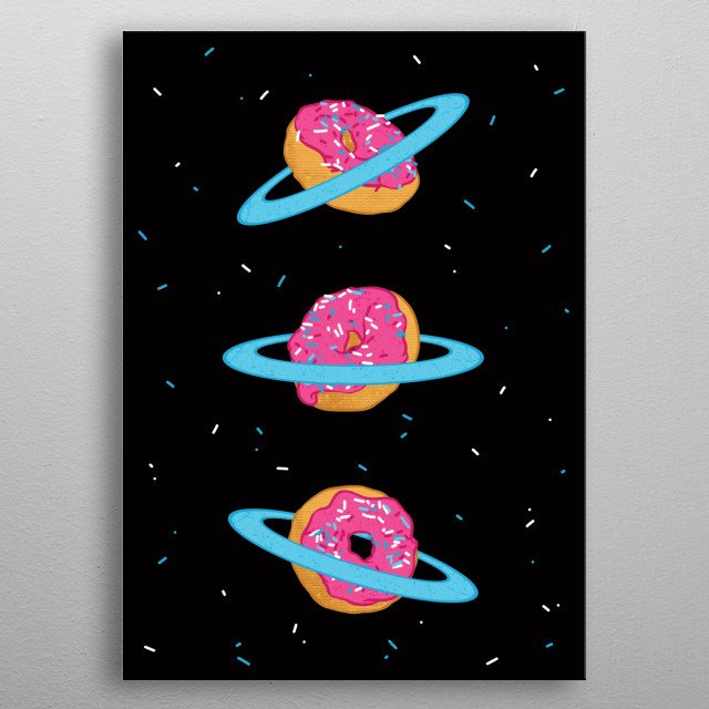 Fascinating  metal poster designed with love by chuvardina. Decorate your space with this design & find daily inspiration in it. metal poster