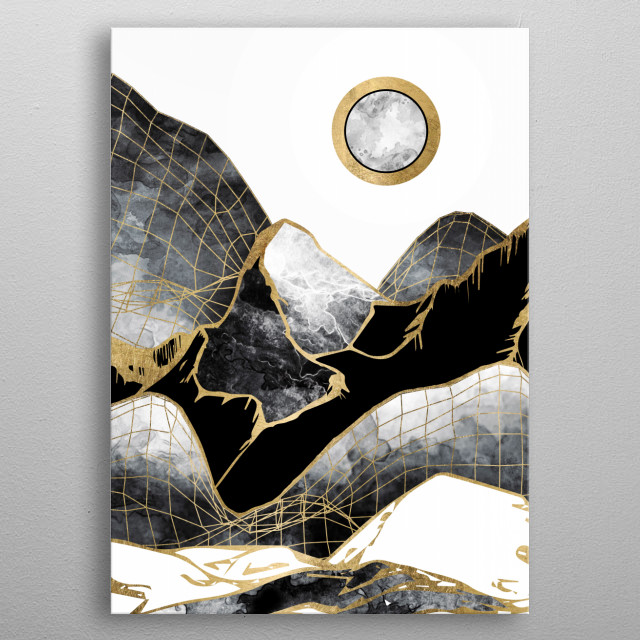 Fascinating  metal poster designed with love by spacefrogdesigns. Decorate your space with this design & find daily inspiration in it. metal poster