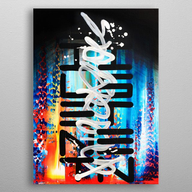 This marvelous metal poster designed by Nishe to add authenticity to your place. Display your passion to the whole world. metal poster
