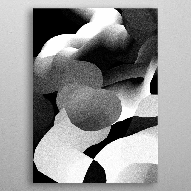 High-quality metal wall art meticulously designed by JeromeBizien would bring extraordinary style to your room. Hang it & enjoy. metal poster