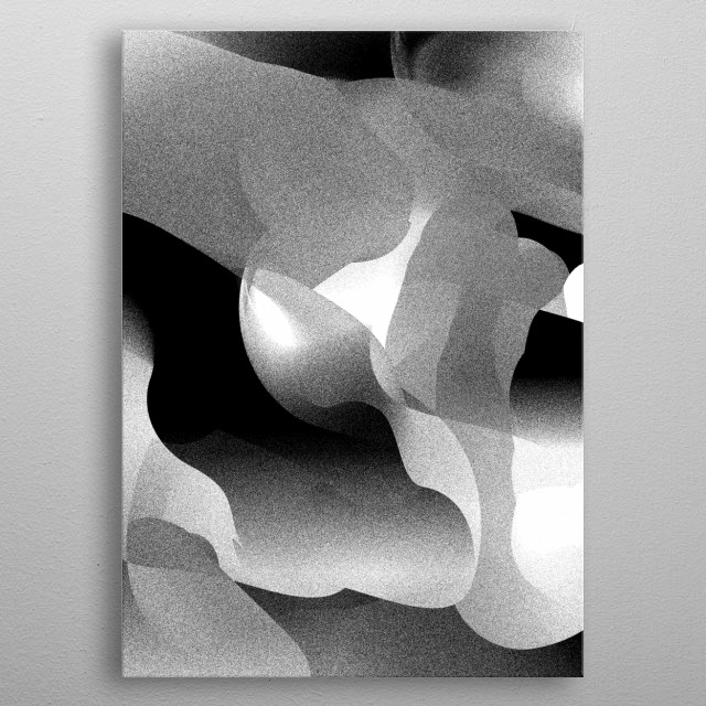 Fascinating  metal poster designed with love by JeromeBizien. Decorate your space with this design & find daily inspiration in it. metal poster