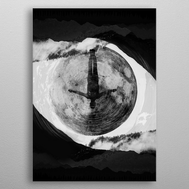 High-quality metal print from amazing Surreal Journeys collection will bring unique style to your space and will show off your personality. metal poster