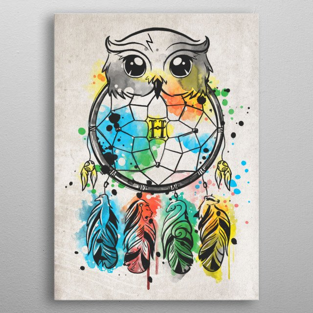 This marvelous metal poster designed by nemimakeit to add authenticity to your place. Display your passion to the whole world. metal poster