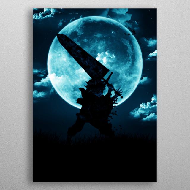 Asta metal poster