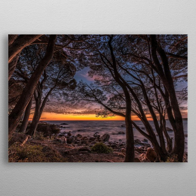 High-quality metal wall art meticulously designed by davidashley would bring extraordinary style to your room. Hang it & enjoy. metal poster