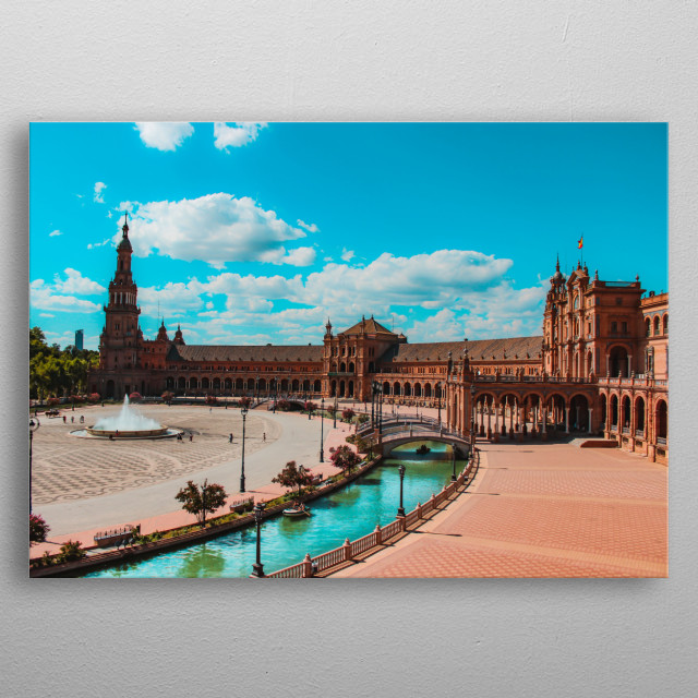 High-quality metal print from amazing Photography Collection collection will bring unique style to your space and will show off your personality. metal poster
