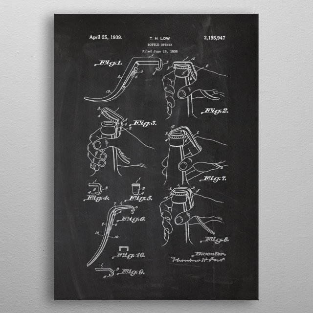This marvelous metal poster designed by boniu to add authenticity to your place. Display your passion to the whole world. metal poster