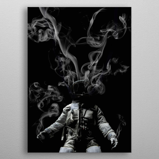 High-quality metal wall art meticulously designed by vartanyanares would bring extraordinary style to your room. Hang it & enjoy. metal poster