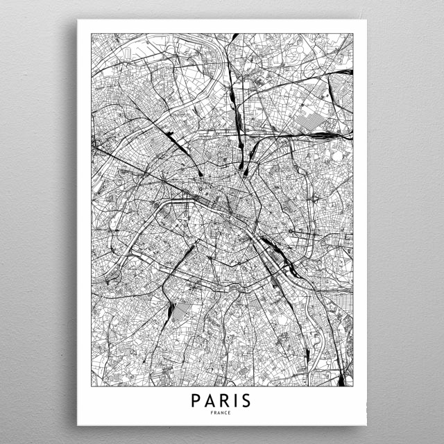 This marvelous metal poster designed by multiplicity to add authenticity to your place. Display your passion to the whole world. metal poster
