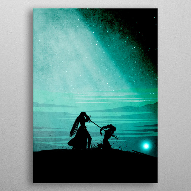 Fascinating  metal poster designed with love by anmkaizoku. Decorate your space with this design & find daily inspiration in it. metal poster