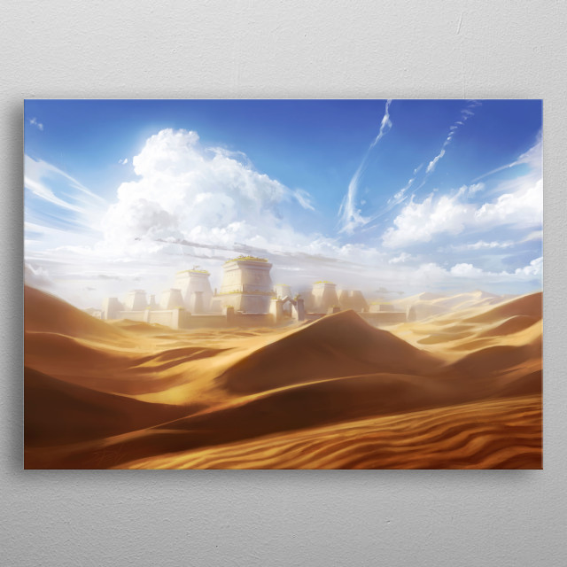 This marvelous metal poster designed by SamBurleyArt to add authenticity to your place. Display your passion to the whole world. metal poster