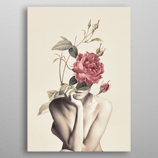 High-quality metal print from amazing Collage collection will bring unique style to your space and will show off your personality. metal poster