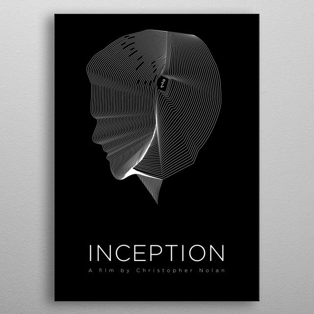 High-quality metal print from amazing Movies collection will bring unique style to your space and will show off your personality. metal poster
