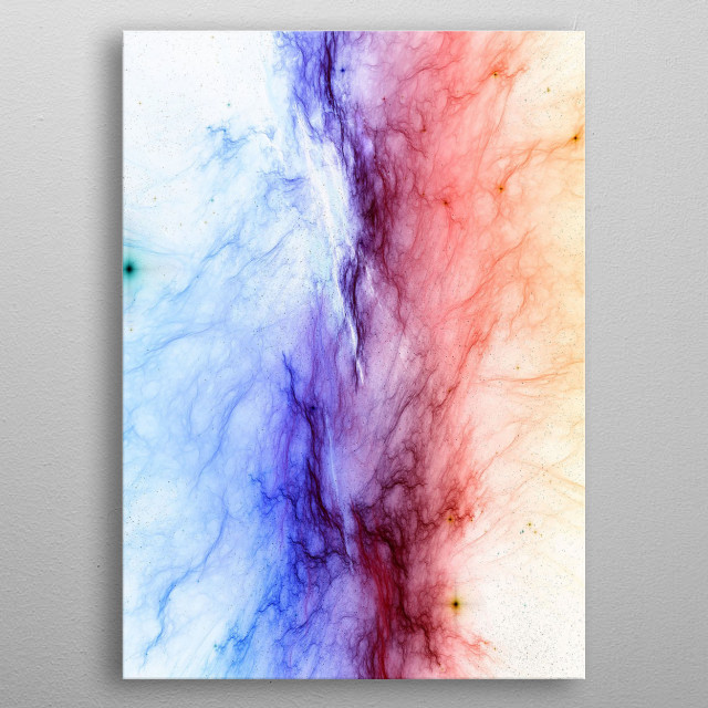 High-quality metal print from amazing World collection will bring unique style to your space and will show off your personality. metal poster