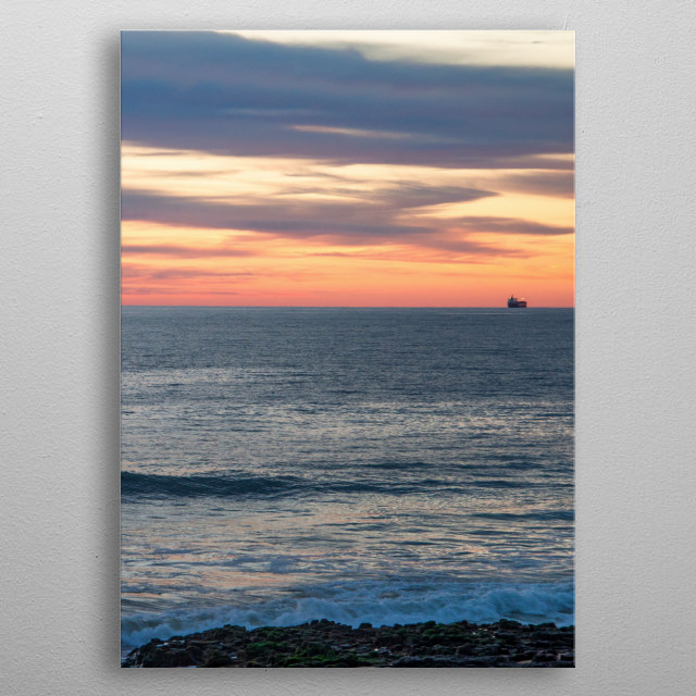 This marvelous metal poster designed by bektrent to add authenticity to your place. Display your passion to the whole world. metal poster