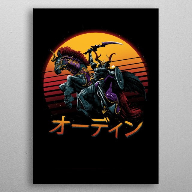 High-quality metal print from amazing Cyber Punk Collection collection will bring unique style to your space and will show off your personality. metal poster