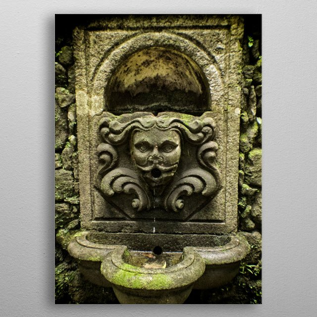 This marvelous metal poster designed by philipe3d to add authenticity to your place. Display your passion to the whole world. metal poster