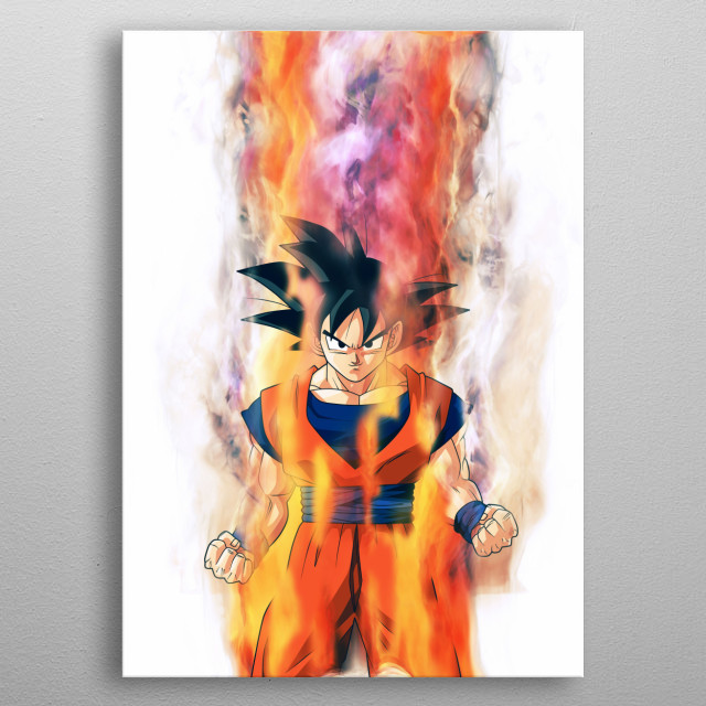 High-quality metal print from amazing Smoke And Fire collection will bring unique style to your space and will show off your personality. metal poster