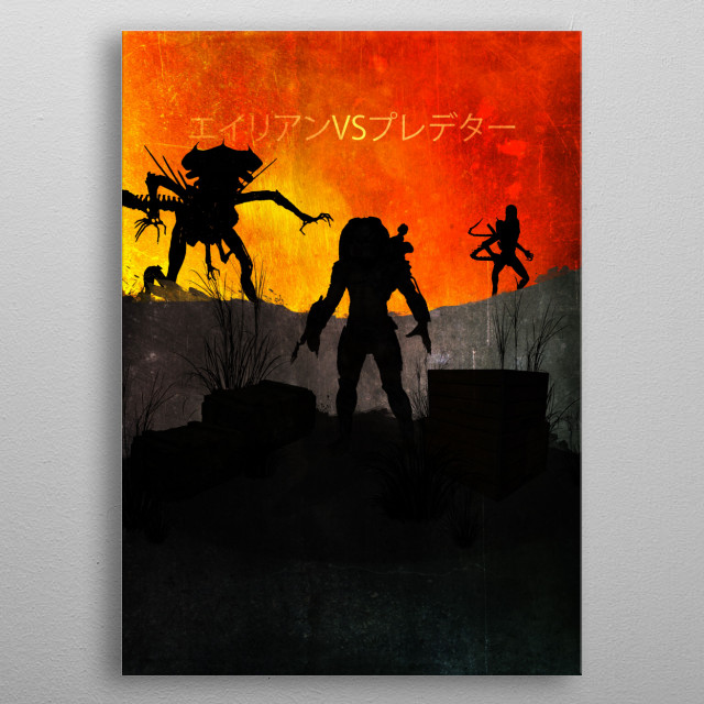 Fascinating  metal poster designed with love by fando01. Decorate your space with this design & find daily inspiration in it. metal poster