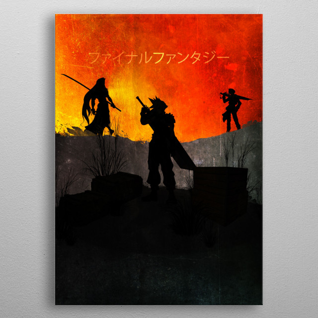 High-quality metal wall art meticulously designed by fando01 would bring extraordinary style to your room. Hang it & enjoy. metal poster