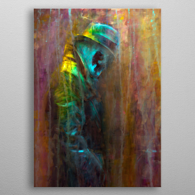 High-quality metal print from amazing Digital Art By Thorsten Schmitt collection will bring unique style to your space and will show off your personality. metal poster
