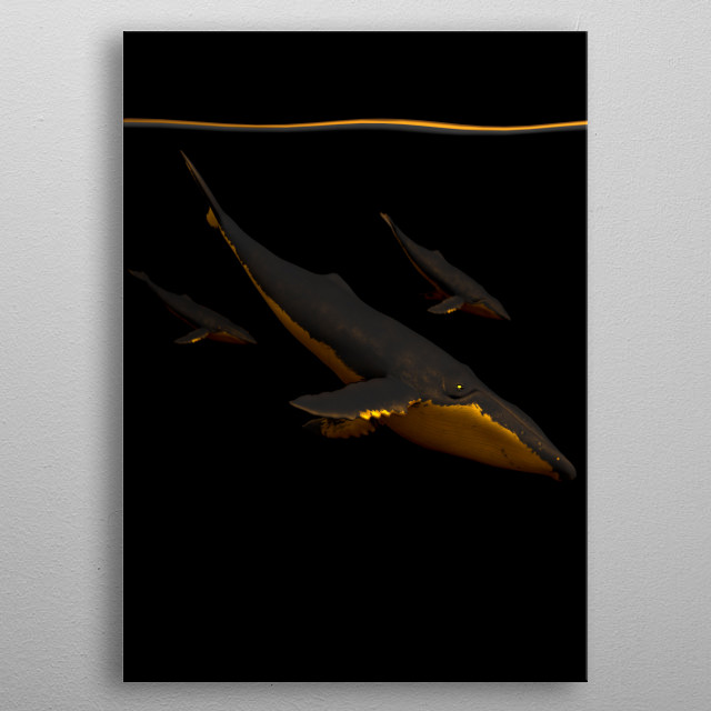 Bond III metal poster