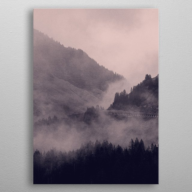 High-quality metal wall art meticulously designed by danielcoulmann would bring extraordinary style to your room. Hang it & enjoy. metal poster