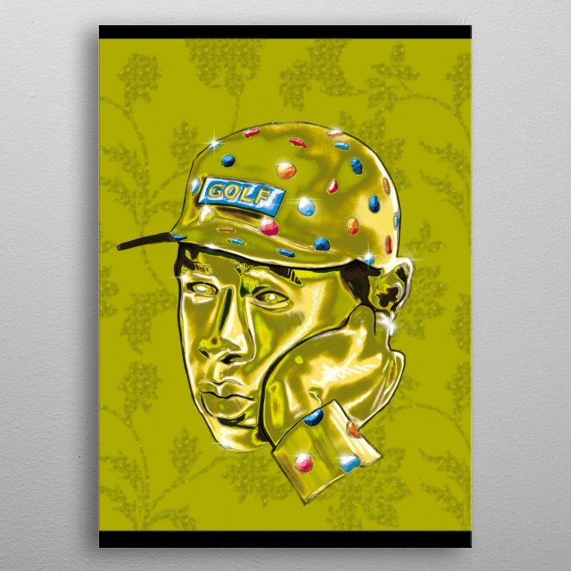 High-quality metal wall art meticulously designed by dliiight would bring extraordinary style to your room. Hang it & enjoy. metal poster