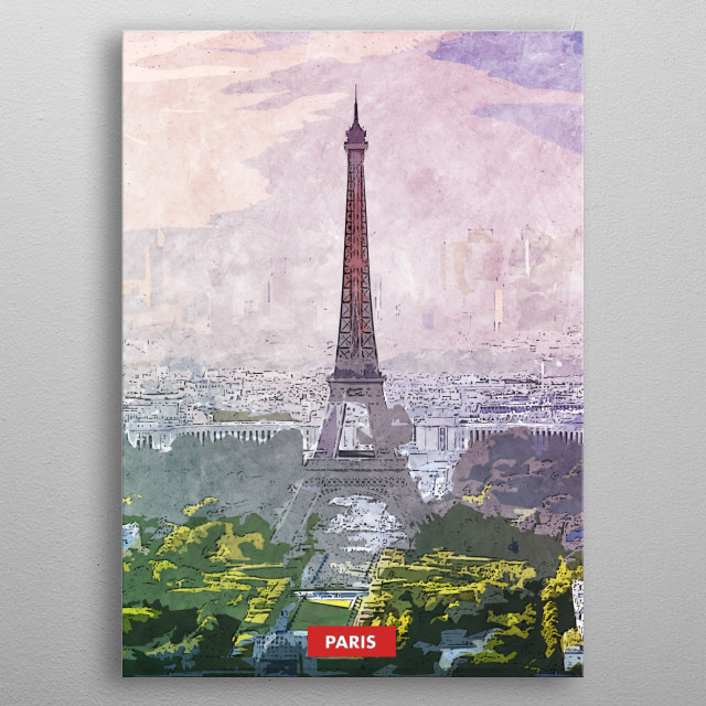 Fascinating  metal poster designed with love by kulig. Decorate your space with this design & find daily inspiration in it. metal poster