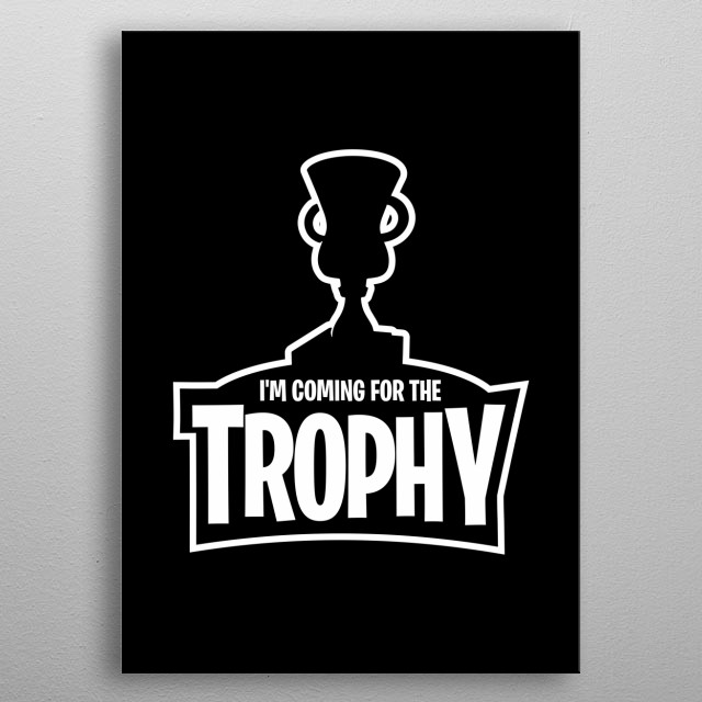 High-quality metal print from amazing Graphic Design collection will bring unique style to your space and will show off your personality. metal poster