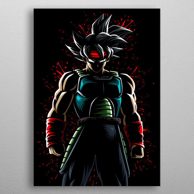 The best father metal poster