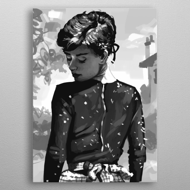 High-quality metal wall art meticulously designed by Icewreath would bring extraordinary style to your room. Hang it & enjoy. metal poster