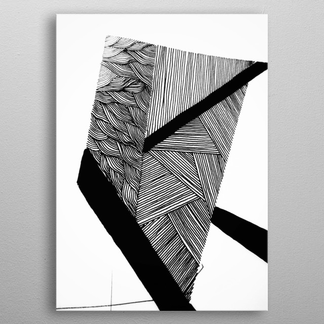 High-quality metal wall art meticulously designed by ThinLine would bring extraordinary style to your room. Hang it & enjoy. metal poster