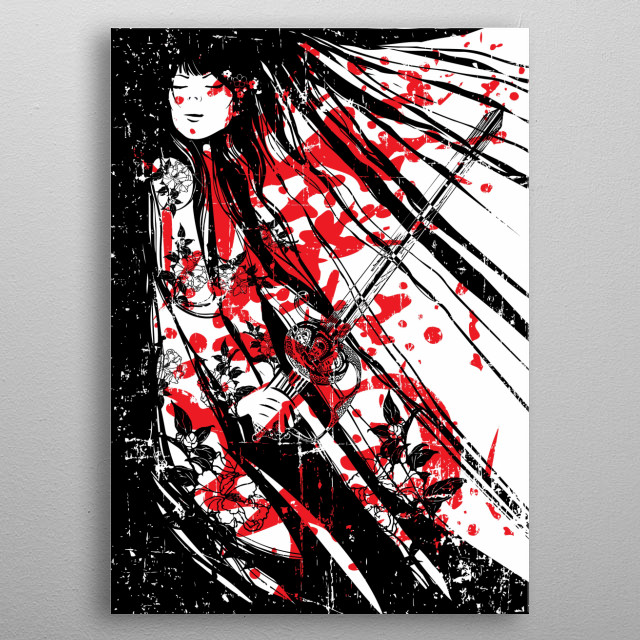 High-quality metal print from amazing Daletheskater collection will bring unique style to your space and will show off your personality. metal poster