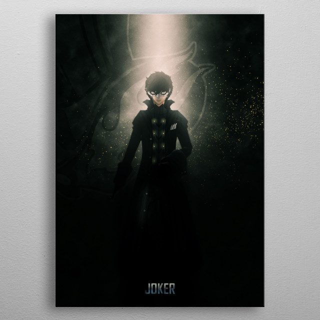 High-quality metal print from amazing Heroes collection will bring unique style to your space and will show off your personality. metal poster