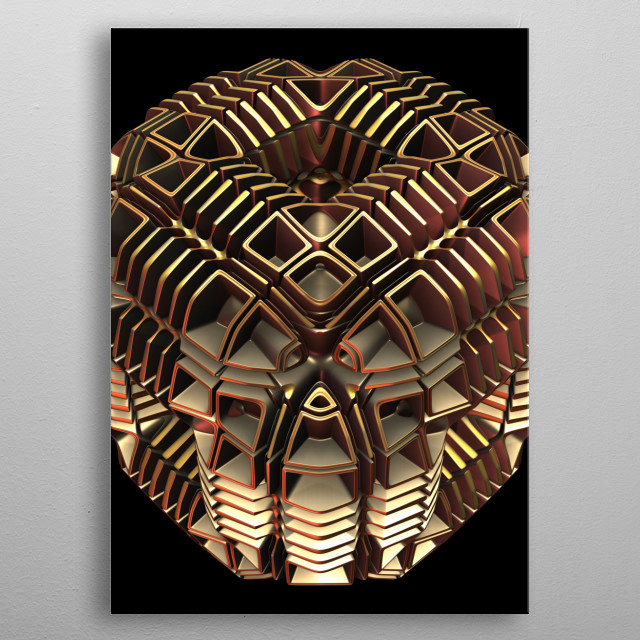 This marvelous metal poster designed by lyle1958 to add authenticity to your place. Display your passion to the whole world. metal poster