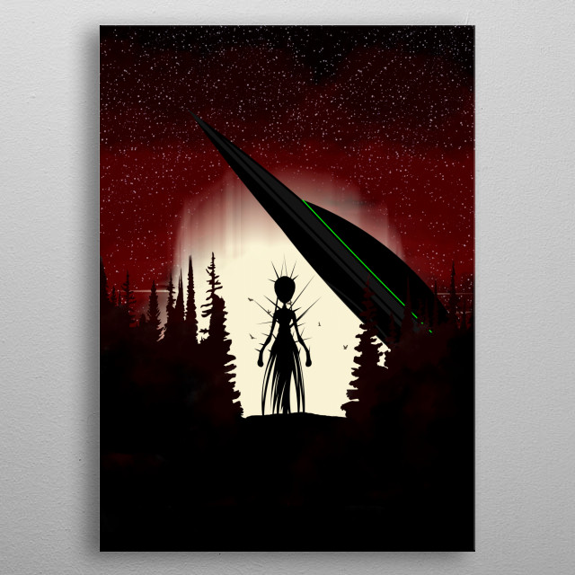 High-quality metal wall art meticulously designed by Bongonation would bring extraordinary style to your room. Hang it & enjoy. metal poster