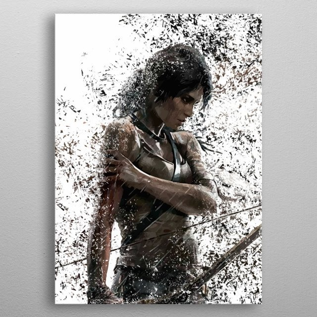 High-quality metal wall art meticulously designed by Leonard_Mendoza would bring extraordinary style to your room. Hang it & enjoy. metal poster