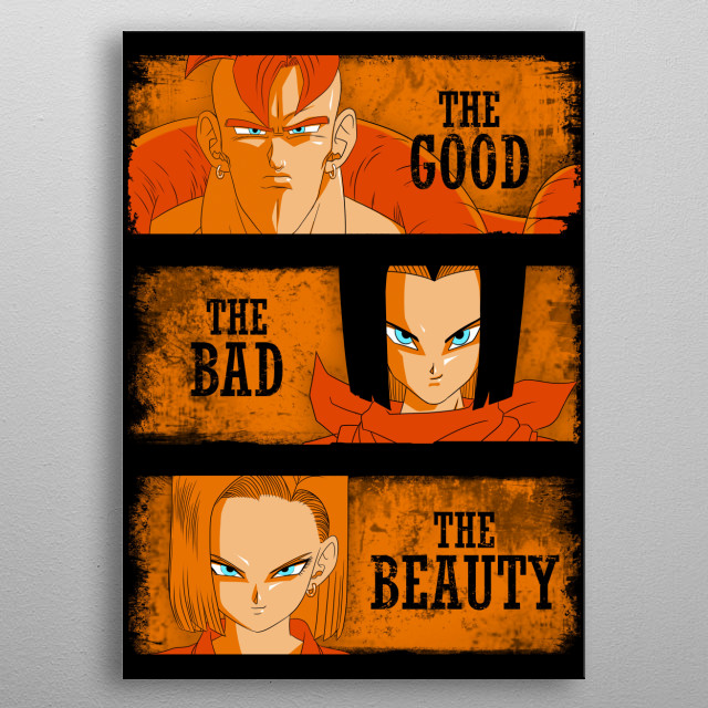 This marvelous metal poster designed by ddjvigo to add authenticity to your place. Display your passion to the whole world. metal poster