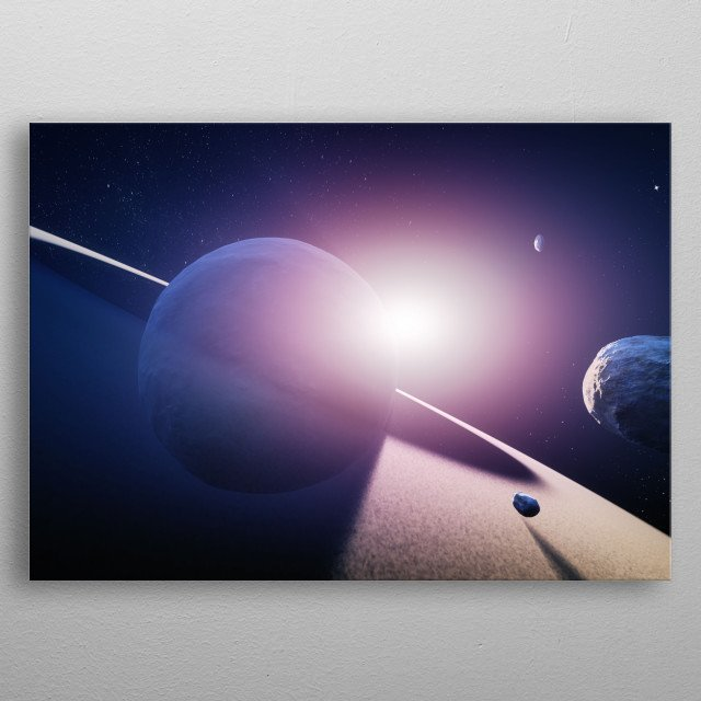 High-quality metal wall art meticulously designed by johanswanepoel would bring extraordinary style to your room. Hang it & enjoy. metal poster