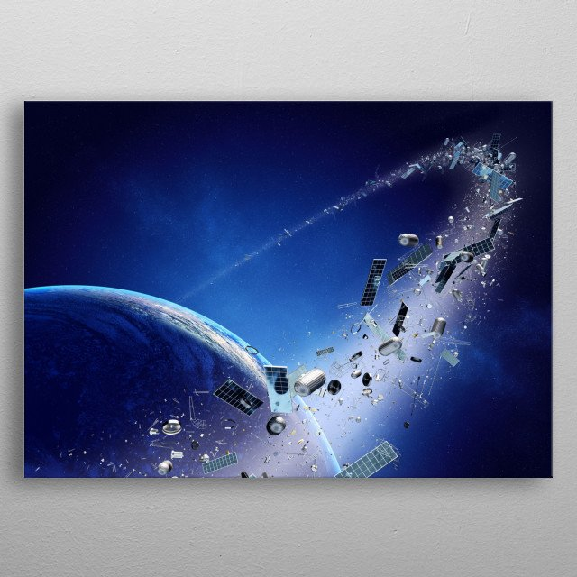 This marvelous metal poster designed by johanswanepoel to add authenticity to your place. Display your passion to the whole world. metal poster