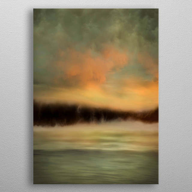 High-quality metal wall art meticulously designed by MarcoGonzalez would bring extraordinary style to your room. Hang it & enjoy. metal poster