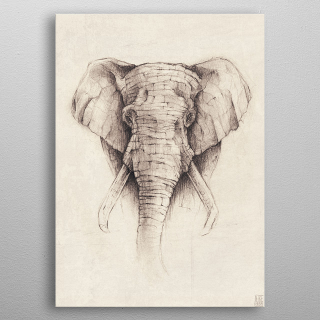 High-quality metal wall art meticulously designed by mikekoubou would bring extraordinary style to your room. Hang it & enjoy. metal poster