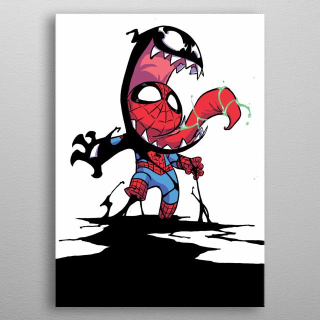 Venom  metal poster