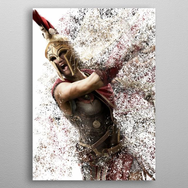 Kassandra metal poster
