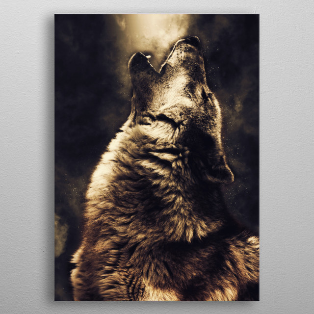 This marvelous metal poster designed by Mateo to add authenticity to your place. Display your passion to the whole world. metal poster