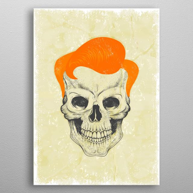 Conan metal poster