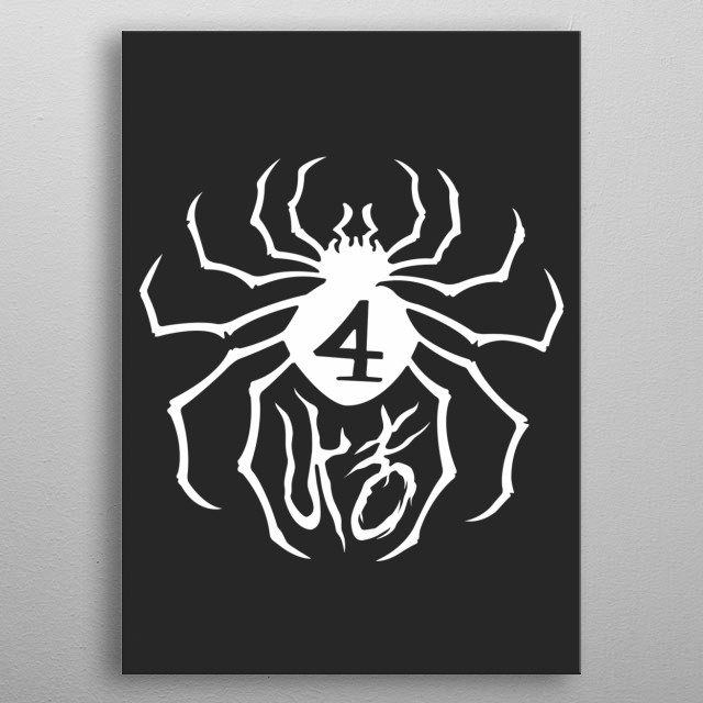 High-quality metal print from amazing Anime Characters collection will bring unique style to your space and will show off your personality. metal poster
